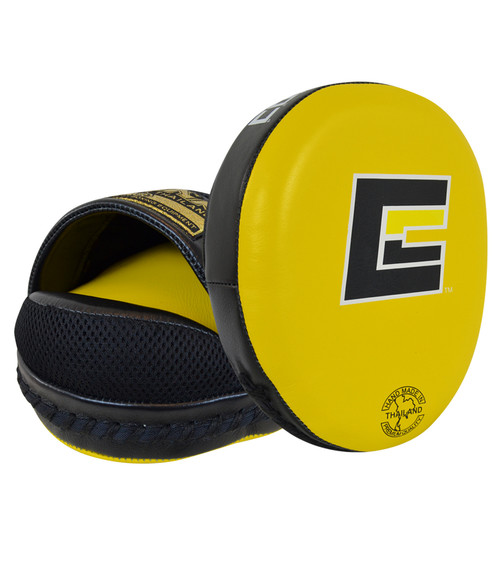 HMIT Air Punch Mitts Yellow