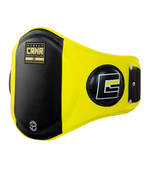 HMIT Belly Pad | Black/Yellow