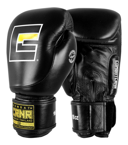 HMIT Black Boxing Gloves