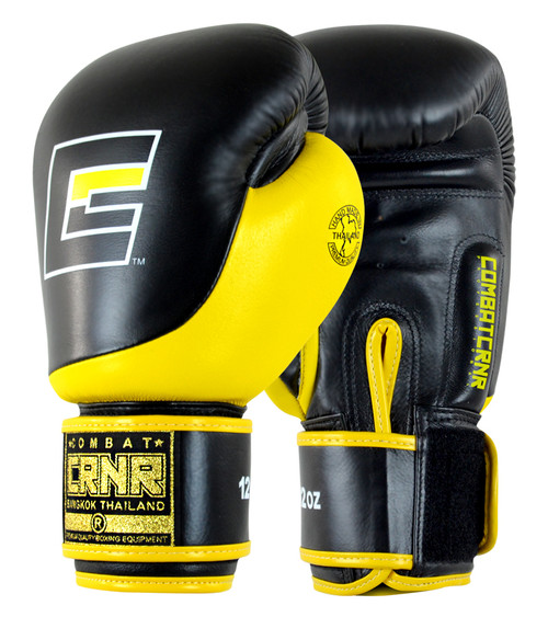 HMIT Boxing Gloves Yellow
