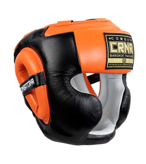 HMIT Full Face HeadGear Orange