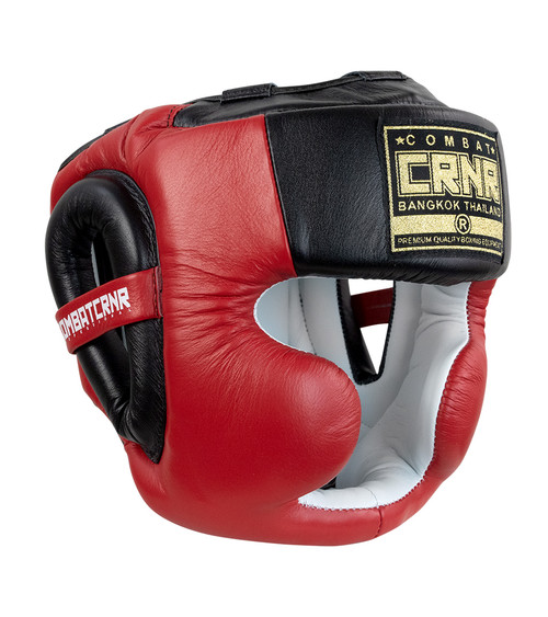 HMIT Full Face HeadGear Red