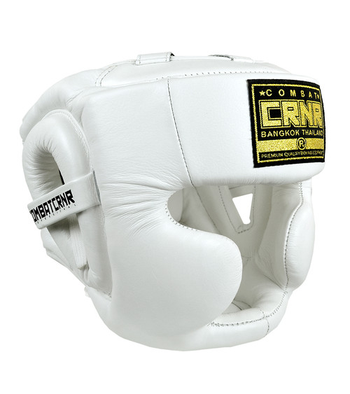 HMIT Full Face HeadGear White
