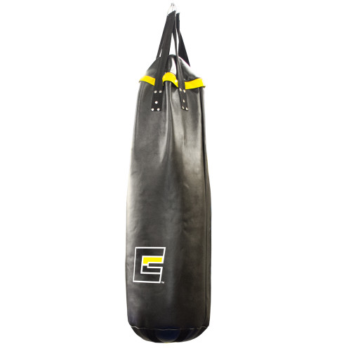 Leather heavy bag, leather punching bag, hmit punching bag, HMIT Full Leather Heavy Bag