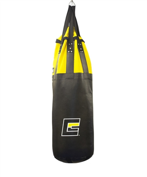 HMIT Half Nylon & Leather Heavy Bag | Yellow