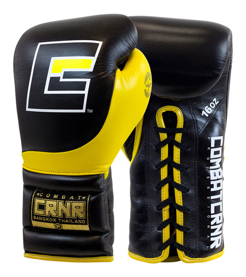 HMIT Lace Up Sparring Gloves