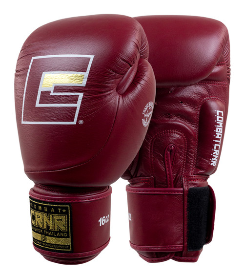 HMIT Maroon Boxing Gloves