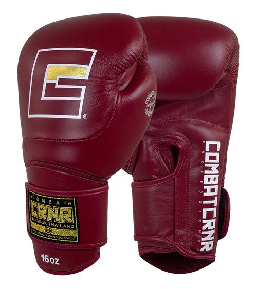 Maroon Boxing Gloves