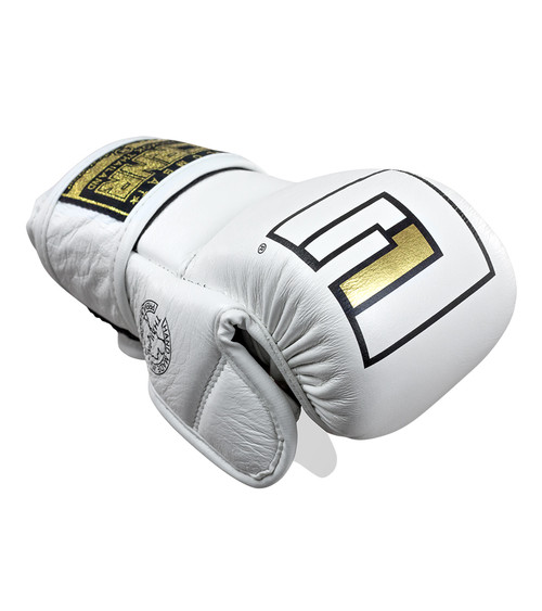HMIT MMA Training Gloves White