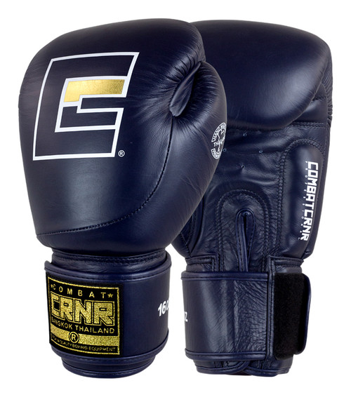 HMIT Navy Boxing Gloves