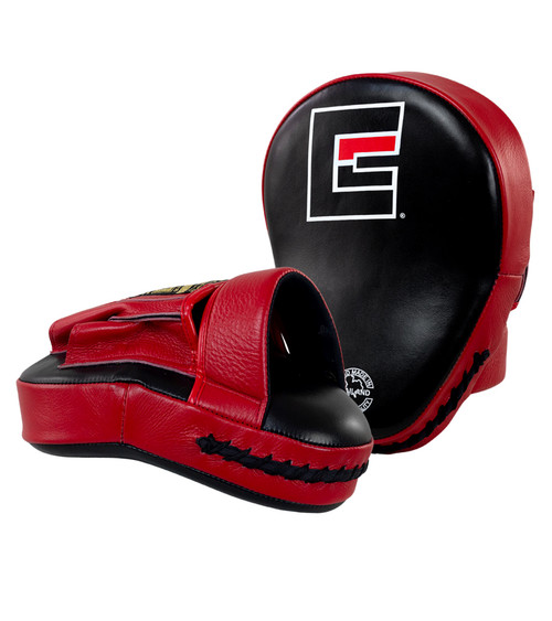 HMIT Punch Mitts Red