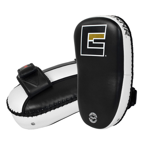 HMIT Single Strap Thai Pads White