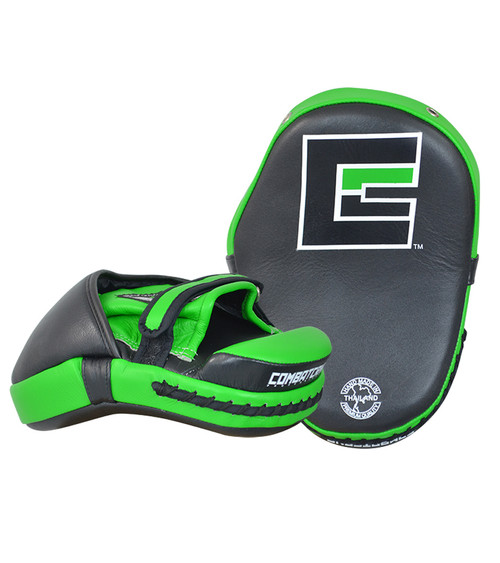 HMIT Tech Punch Mitts Green