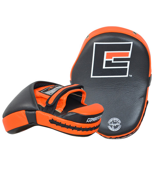 HMIT Tech Punch Mitts Orange