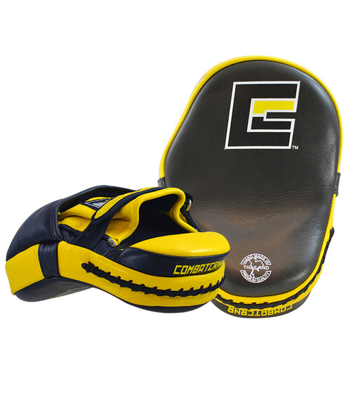 HMIT Tech Punch Mitts Yellow
