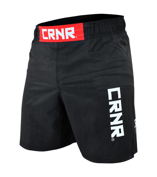 Kids Combat Trainers - Shorts | Black