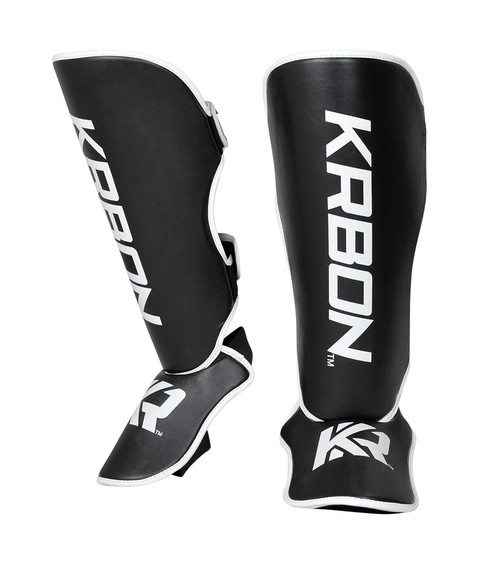 KRBON Shin Guards | Black