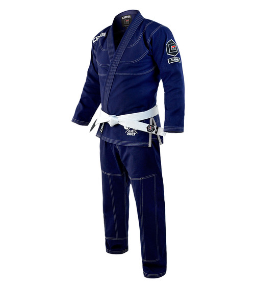 Navy v5 BJJ GI - FREE WHITE BELT