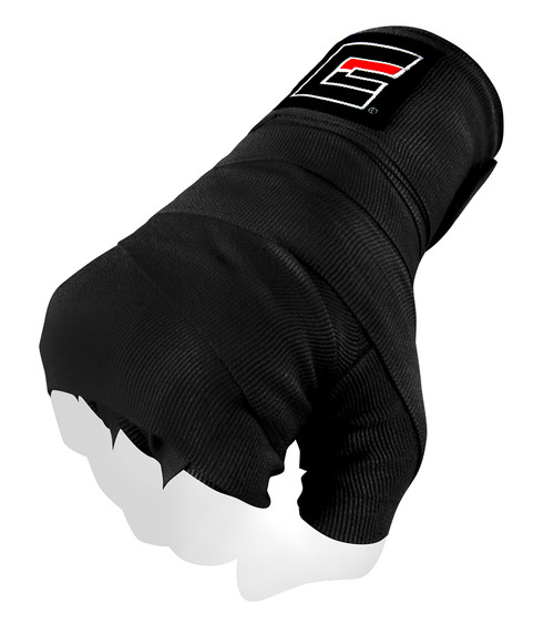 Black Pro Hand Wraps for Boxing