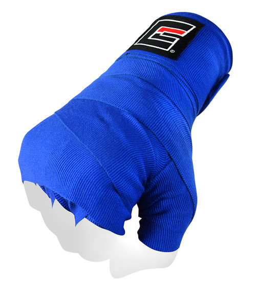 Blue Pro Hand Wraps for Boxing