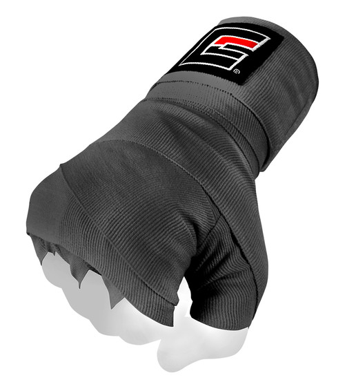 Grey Pro Hand Wraps for Boxing