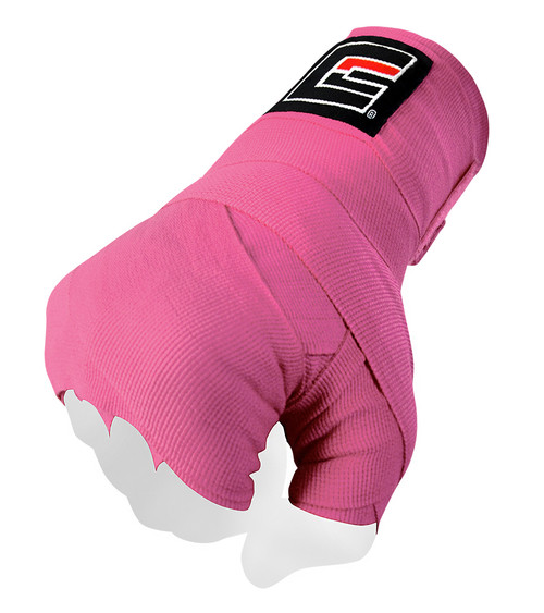 Pink Pro Hand Wraps for Boxing