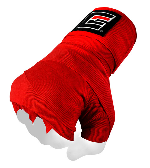 Boxing Hand Wraps | Pro Hand Wraps Red