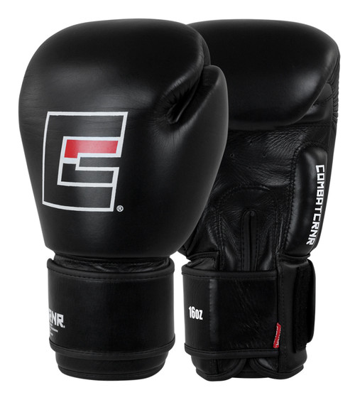 Proper Thai Boxing Gloves | Black