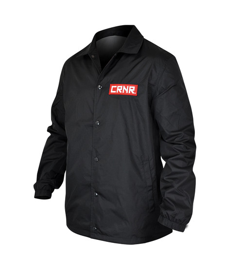 Punch | Choke Coaches Jacket Black