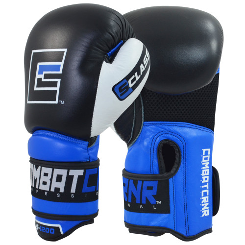 S-Class Boxing Gloves Blue