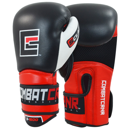 S-Class Boxing Gloves Red