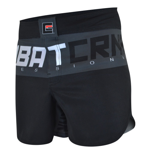 Supreme Hybrid Fight Shorts (Charcoal)