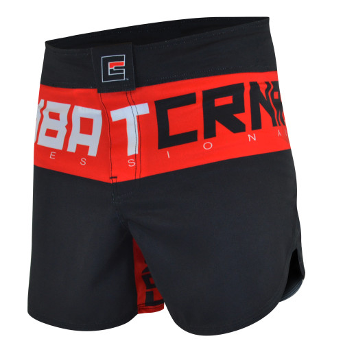 Supreme Hybrid Fight Shorts (Red)
