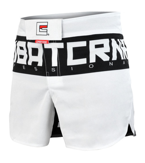 Supreme Hybrid Fight Shorts (White)