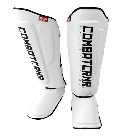 Supreme Shin Guards White