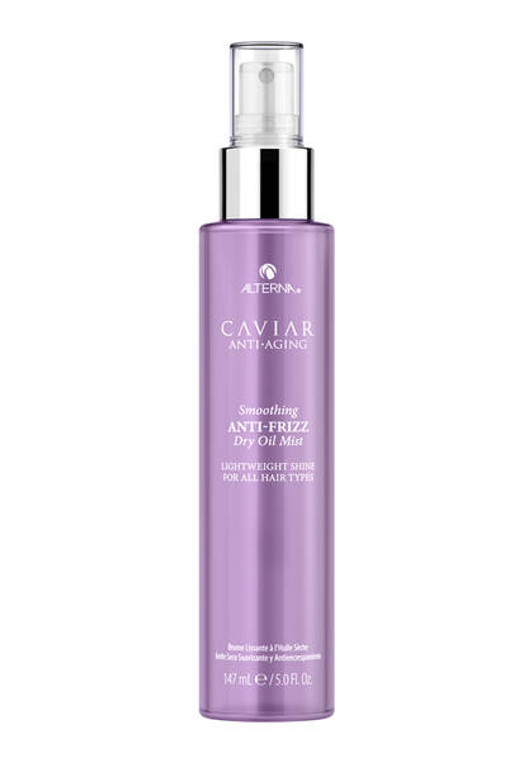 WHAT IT ISA lightweight mist that instantly adds shine while taming frizz and flyaways.WHAT IT DOES• Adds instant shine• Controls frizz• Tames flyawaysWHAT ELSE YOU NEED TO KNOW• Free of added SLS/SLES• Parabens-Free• Phthalates-Free• DEA/TEA-Free• Free of Synthetic Color• Suitable for color-treated hairHOW TOSpray throughout damp or dry hair to eliminate frizz and boost shine.INGREDIENTSIsododecane, Cyclopentasiloxane, Dimethicone, Phenyl Trimethicone, Tocopherol, Persea Gratissima (Avocado) Oil, Crambe Abyssinica Seed Oil, Ascorbic Acid, Glycerin, Polysilicone-15, Superoxide Dismutase, Caviar Extract, Alaria Esculenta Extract, Sodium Hyaluronate, Saccharomyces/Magnesium Ferment, Saccharomyces/Copper Ferment, Saccharomyces/Silicon Ferment, Saccharomyces/Zinc Ferment, Saccharomyces/Iron Ferment, Water/Aqua/Eau, Phospholipids, Helianthus Annuus (Sunflower) Seed Oil, Butylene Glycol, Potassium Sorbate, Phenoxyethanol, Fragrance (Parfum). (10-16-090716B)