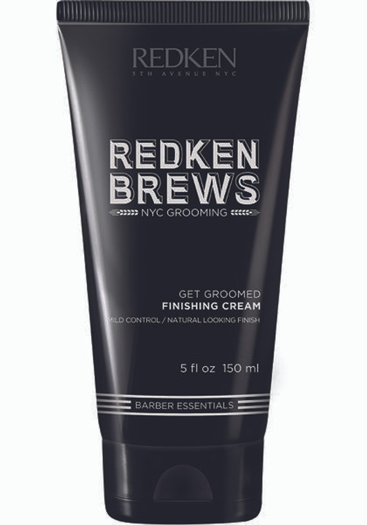 Brews Get Groomed Finishing Cream 5oz.