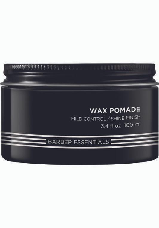 Brews Wax Pomade 3.4 oz.