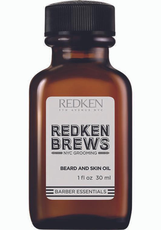 Brews Beard & Skin Oil 1 oz.