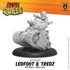 Ledfoot and Tredz