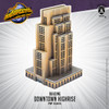 Monsterpocalypse Building - Downtown Highrise