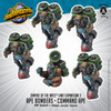 Empire of the Apes Units: Ape Bombers & Command Ape