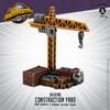 Monsterpocalypse Building - Construction Yard