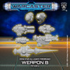 Firebrand B Weapon Pack – Iron Star Alliance Weapon Pack