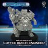 Combat Engineer:  Coffee Break – Marcher Worlds Solo