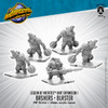 Legion of Mutates Unit: Bashers & Blaster