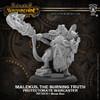 Malekus, The Burning Truth - Protectorate Warcaster