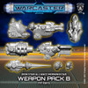 Morningstar B Weapon Pack  – Iron Star Alliance Pack