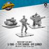 Protectors Alternate Elite Units: G-Tank, C-Type Shinobi, and Ape Gunner