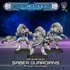 Saber Guardians – Empyrean Squad